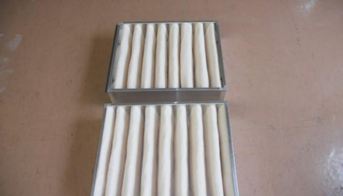 フィルターケース製作2 仕様に合わせてフィルターの材質、形を決定し製作いたします。